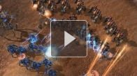 vidéo : StarCraft II Heart of the Swarm : modifications des unités Juin 2012