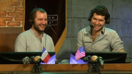 Vidéo : Suivez Nation Wars 2 StarCraft II en LIVE