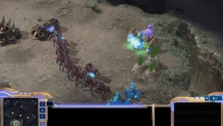 Vid�o : StarCraft II - Patch 3.0