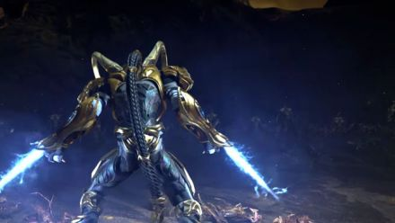 Vid�o : StarCraft II : Legacy of the Void - Cinématique