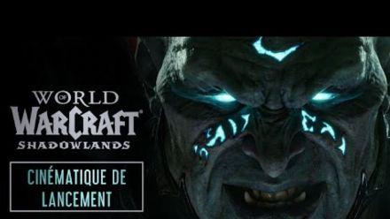 Shadowlands, cinématique de lancement : « Au-delà du Voile »
