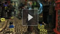Vidéo : LEGO Harry Potter annees 1 a 1 gameplay
