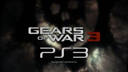 Vid�o : Gears of War 3 PS3 Build May 19 2011 (vidéo de Proto)