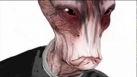 Vid�o : Mass Effect - Creating the Salarians, Batarians