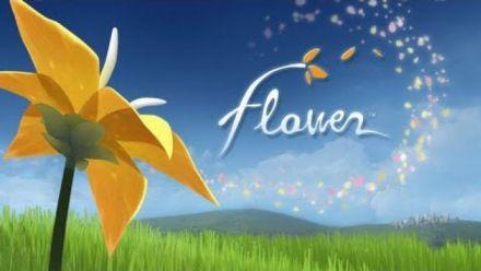 Flower : Trailer d'annonce pour iOS