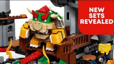 Vid�o : A closer look at LEGO Mario! (with a few surprises)