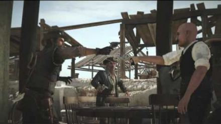 "Vidéo : Red Dead Redemption Official Trailer ""My Name is John Marston"""