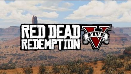 Vid�o : Red Dead Redemption in GTA V : Teaser Trailer UHDGAming