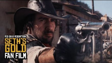 Red Dead Redemption : fan film Seth's Gold