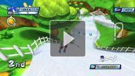 Vid�o : Mario & Sonic aux Jeux Olympiques d'Hiver : TGS trailer