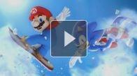 Vid�o : Mario & Sonic aux Jeux Olympiques d'Hiver (DS) - Trailer