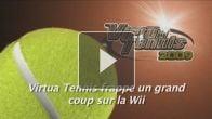 Vid�o : Virtua Tennis 2009 Wii : carnet de développeur