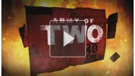 Army of Two 2 : premier trailer