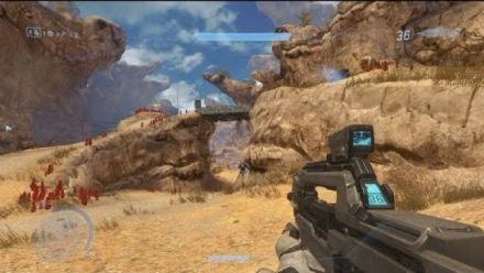 vidéo : Halo Online - Avalanche Gameplay
