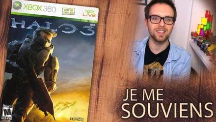 Vid�o : Romain se souvient de la Bêta de Halo 3