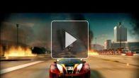 Vid�o : Split/Second : voitures et circuits