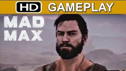 Mad Max Gameplay Walkthrough Part 1 PS4