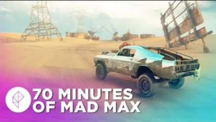 Mad Max : 70 minutes de gameplay