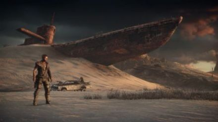 Mad Max se montre avec du gameplay