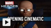 Vid�o : Marvel Heroes : Launch Trailer