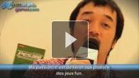 Vidéo : GamesCom 2009 > Interview de Seabass (PES 2010)