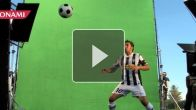 PES 2010 - Le Making-of de la pub