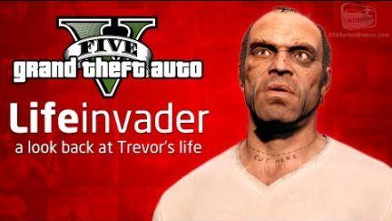 Trevor de GTA 5 - Lifeinvader