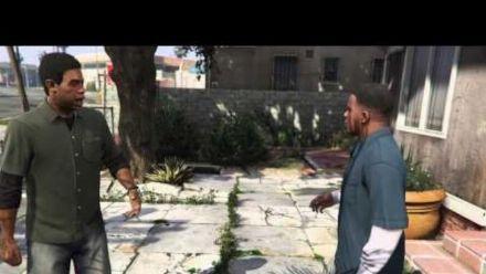 vidéo : GTA 5 : Lamar roasts Franklin (original)