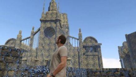 Une map de Bloodborne intégrée dans GTA V