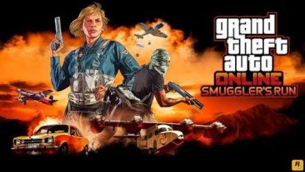 """Vid�o : GTA Online : Bande-Annonce """"Contrebande organisée"""""""