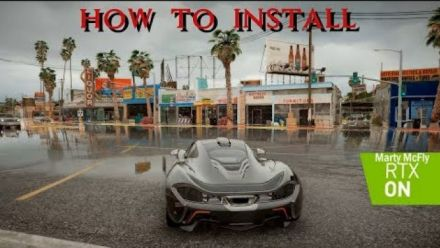 vidéo : How to install GTAV most realistic graphic (Digital Dreams)