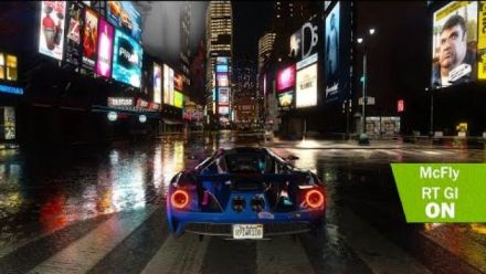 vidéo : Grand Theft Auto IV: 4K Remastered - RAYTRACING GI (Digital Dreams)