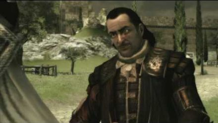 Vidéo : Assassin's Creed II : It's me, Mario !