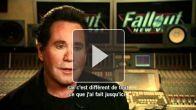 Fallout New Vegas Developer Diary 6 VOSTF Casting