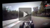 vidéo : F1 2010 : video Gameplay screener #7