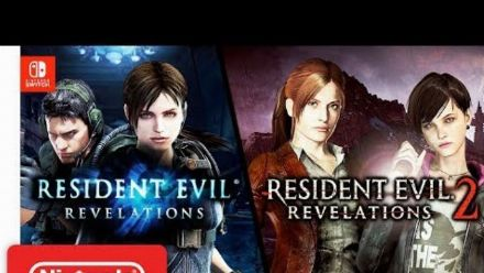 Vid�o : Resident Evil Revelations : Bande-annonce portages Switch