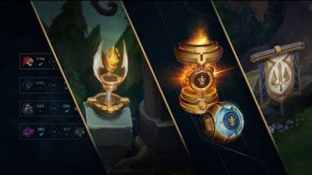 Explications du mode Clash | League of Legends