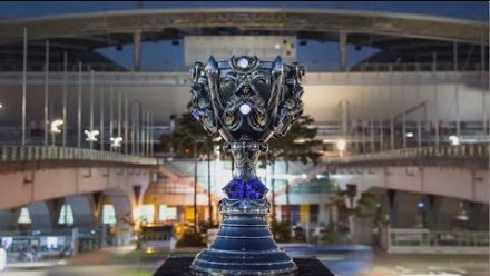 League of Legends - La cérémonie d'ouverture des Worlds