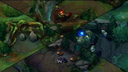 League of Legends - Nouvelle Faille de l'invocateur