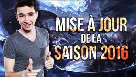 Nouveau Champion Select Saison 6 LoL