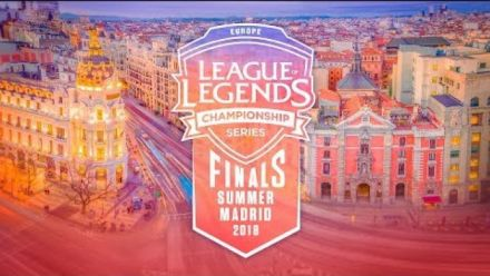 2018 EU LCS Summer Finals are heading to Madrid!