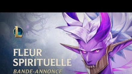 Vidéo : Fleur spirituelle 2020 | Bande-annonce de l'événement - League of Legends
