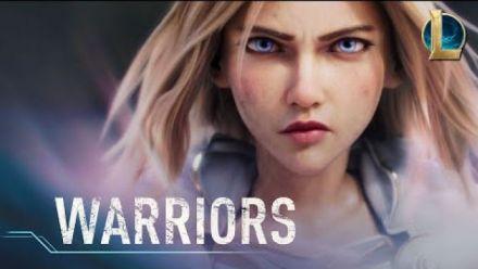 Warriors | Cinématique de la saison 2020 - League of Legends (avec 2WEI et Edda Hayes)