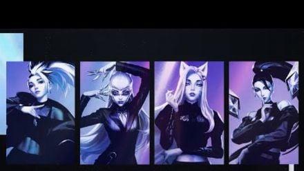 League of Legends : K/DA - THE BADDEST ft. (G)I-DLE, Bea Miller, Wolftyla