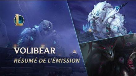 vidéo : La Tempête : résumé de la présentation de Volibear | Refonte de champion - League of Legends