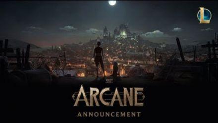 Arcane : annonce de la série animée | Riot Pls : édition spéciale du 10e anniversaire