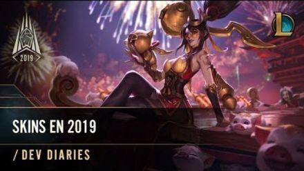 Skins en 2019 | /dev diary - League of Legends