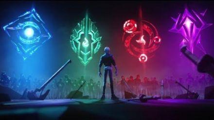 League of Legends : Trailer Epreuves de mi saison