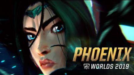 Phoenix (avec Cailin Russo et Chrissy Costanza) | Mondial 2019 - League of Legends