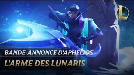 Aphelios : l'Arme des Lunaris | Bande-annonce de champion - League of Legends
